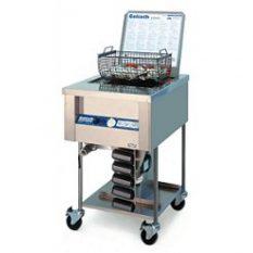 Gümüş ve Çelik Parlatma Makinesi