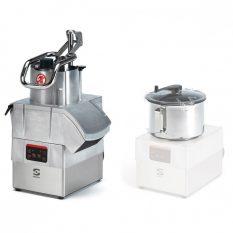 Kombine Sebze Kesme Gıda Hazırlama Makineleri
