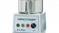 ROBOT COUPE R 5 PLUS TRİFAZE SETÜSTÜ PARÇALAMA